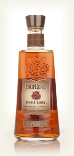four-roses-single-barrel-bourbon-100-proof-whiskey